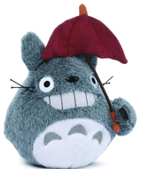 My Neighbor Totoro with Umbrella 4