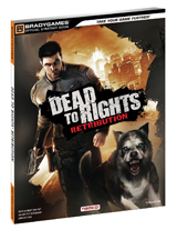 Dead to Rights: Retribution Official Strategy Guide Book