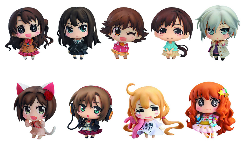 Idolmaster Cinderella Girls Minicchu Project