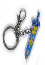 Legend of Zelda Skyward Sword Master Sword Keychain