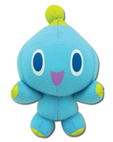 Sonic the Hedgehog Chao 5 Inch Plush