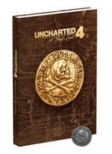 Uncharted 4: Thief's End Collector's Edition Guide