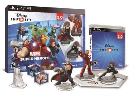 Disney Infinity 2.0 Edition Starter Pack