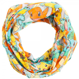 Pokemon Sublimated All Over Print Viscose Scarf