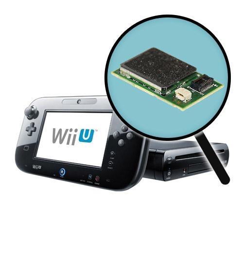 Nintendo Wii U Repairs: Gamepad Microphone Replacement Service