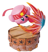 Kirby Return to Dreamland Fighter Kirby Statue