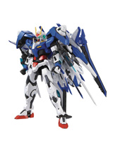 Mobile Suit Gundam 00 Raiser 1/100 Scale Master Grade Model Kit