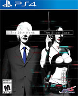 PS4 25th Ward: The Silver Case imited Edition Boxart