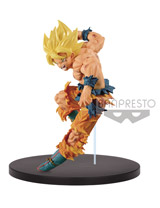 Dragon Ball Z Match Makers: Super Saiyan Son Goku Figure