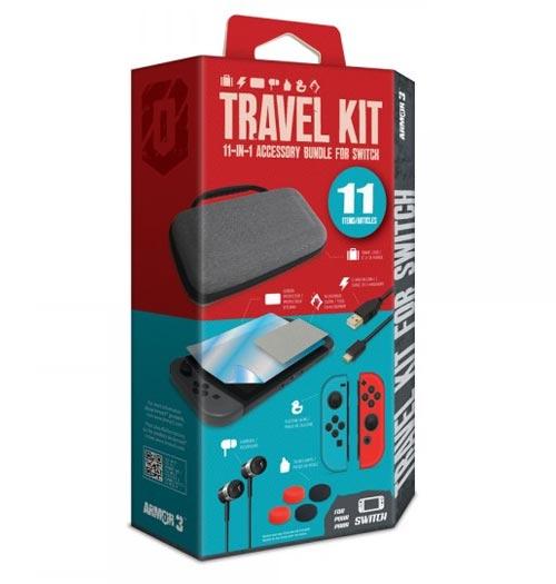 Nintendo Switch Travel Kit