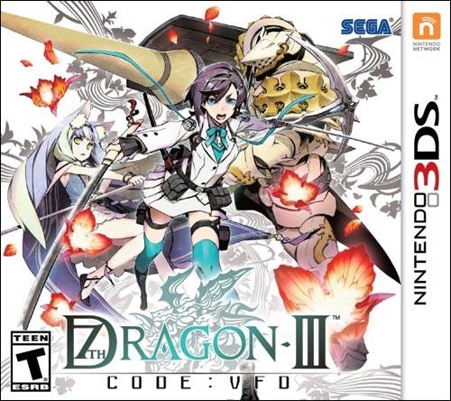 7th Dragon III Code: VFD Launch Edition