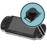 Sony PSP Model 2000 Repairs: Analog Joystick Replacement Service
