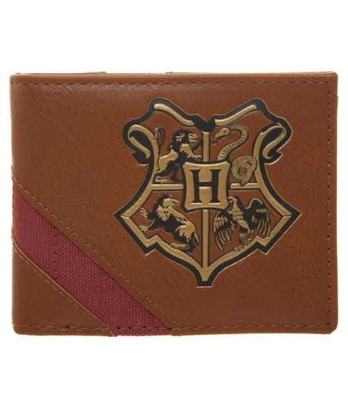 Harry Potter Leather Bi-Fold Wallet