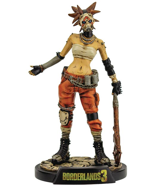 Borderlands 3: Female Psycho Bandit 7 Inch Vinyl Figure