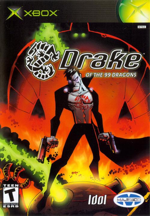 Drake of The 99 Dragons