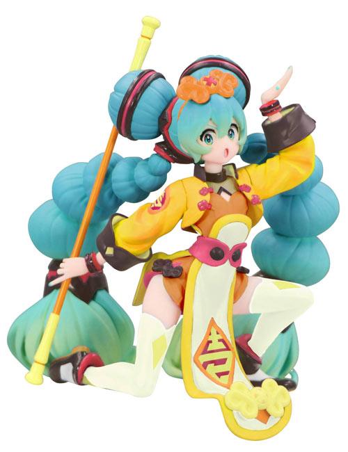 Hatsune Miku China Dress Color Variation Noodle Stop PVC Figure