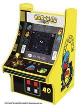 Pac-Man 40th Anniversary 6.75 Inch Micro Arcade Player