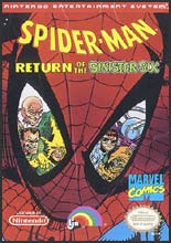 Spider-man: Return of Sinister Six