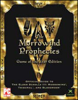 Elder Scrolls III Morrowind: Game of the Year Edition Stategy Guide