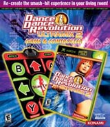 Dance Dance Revolution Ultramix 2 w/ Dance Pad