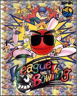 League Bowling Neo Geo AES