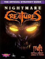 Nightmare Creatures Prima's Official Strategy Guide