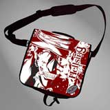 Hellsing Alucard Grin Messenger Bag