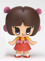 Tezuka Moderno Labo Pinoko Figure