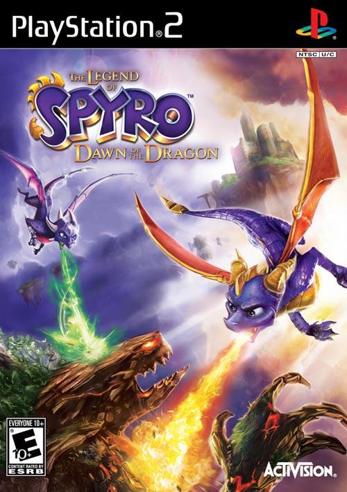 Legend of Spyro: Dawn of Dragon