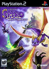 Legend of Spyro: Dawn of Dragon