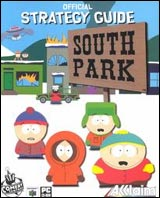 South Park Official Strategy Guide Book