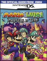 Mario & Luigi: Partners in Time Nintendo Power Player's Guide