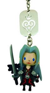 Kingdom Hearts Sephiroth Mascot Strap
