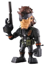 Metal Gear Solid 3: Normal Snake Vinyl Collector Doll