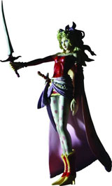 Dissidia: Final Fantasy Trading Arts Terra Figure