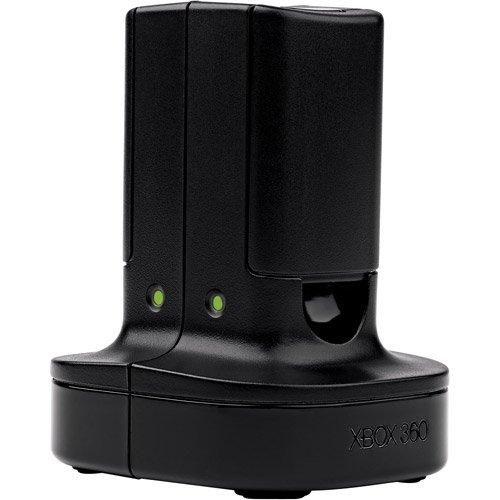 Xbox 360 Quick Charge Kit Black