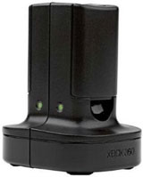 Xbox 360 Quick Charge Kit Black