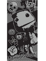 LittleBigPlanet Bath Towel