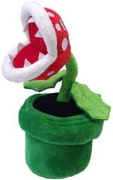 Nintendo Super Mario Piranha Plant 8 Inch Plush