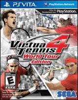 Virtua Tennis 4: World Tour