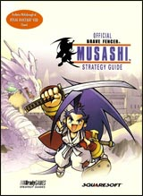 Brave Fencer Musashi Official Guide