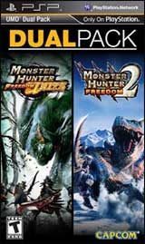 Monster Hunter Freedom Dual Pack