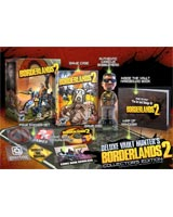Borderlands 2 Deluxe Vault Hunter's Collector's Edition