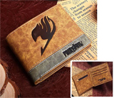 Fairy Tail Logo Tan Wallet