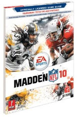 Madden NFL 10 Officially Licensed Game Guide