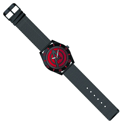 Marvel Avengers Ultron Mesh Strap Watch