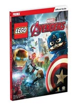 LEGO Marvel's Avengers Official Strategy Guide Book