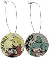 FullMetal Alchemist Brotherhood Edward and Al Air Freshner