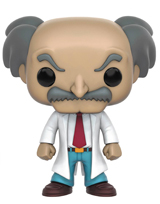 Pop Games Mega Man Dr. Wily Vinyl Figure