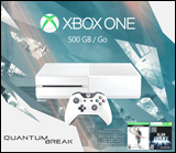 Microsoft Xbox One 500GB Special Quantum Break Bundle